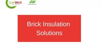Brick Insulation Solutions